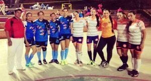 Suministrada/GENTE DE CAÑAVERAL La cancha La Pera es el escenario de las diferentes actividades deportivas. Actualmente están abiertas las inscripciones para la II Copa Femenina de Microfútbol.