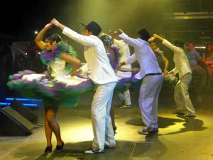 Los bailadores se presentarán el 24 de septiembre, a partir de las 4:00 de la tarde.  - Internet/GENTE DE CAÑAVERAL