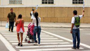 Los auxiliares de tránsito llegarán a reforzar la campaña pedagógica para contribuir con la educación vial.  - Suministrada/GENTE DE CAÑAVERAL