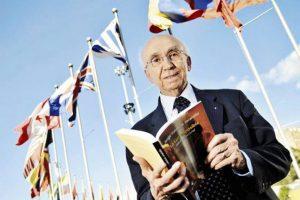 Jorge Valencia Jaramillo, fundador de la Feria del Libro de Bogotá, es el invitado especial. - Tomada de Internet / GENTE dE CAÑAVERAL