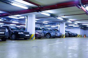 La licencia de funcionamiento de los parqueaderos contempla un número o índice determinado de ocupación, es decir, de cupos para estacionamiento de vehículos. - Banco de imágenes / GENTE DE CAÑAVERAL