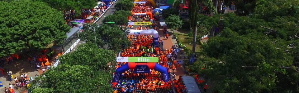 La competencia atlética tendrá un recorrido de 10.54 kilómetros y saldrá del parque Turbay