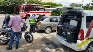 El Área Metropolitana de Bucaramanga hace un llamado a los conductores para que sincronicen sus vehículos y eviten contaminar el aire.  - Suministrada/GENTE DE CAÑAVERAL