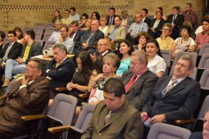 El pasado mes de agosto se realizó el lanzamiento oficial del vigésimo segundo Congreso Nacional de Egresados UIS. - Tomada de Facebook/GENTE DE CAÑAVERAL