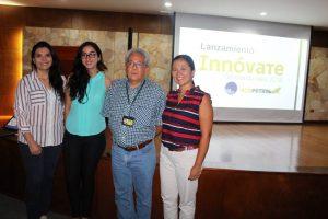 María Fernanda Díaz Delgado, Clara Rocío Hormiga, Carlos Fernando Ruiz y María Paula Uribe Espitia.   - Suministrada/GENTE DE CAÑAVERAL