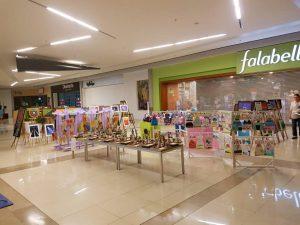 La exhibición de los trabajos estará en el segundo piso del centro comercial.  - Suministrada/GENTE DE CAÑAVERAL
