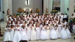 Estudiantes de tercero y cuarto primaria del colegio Nuestra Señora del Rosario de Floridablanca  - Suministrada/GENTE DE CAÑAVERAL