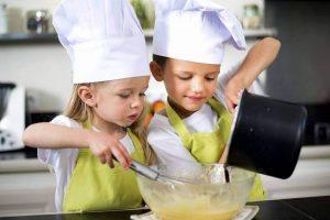 Durante todo el mes, los niños tendrán la oportunidad de aprender a preparar postres, helados y chocolatinas.  - Internet/GENTE DE CAÑAVERAL