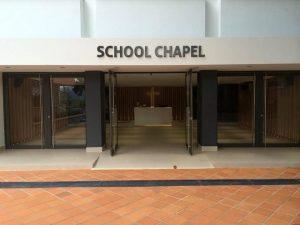 La capilla del Cambridge estará abierta al público nuevamente a partir del domingo 23 de octubre.  - Archivo /GENTE DE CAÑAVERAL