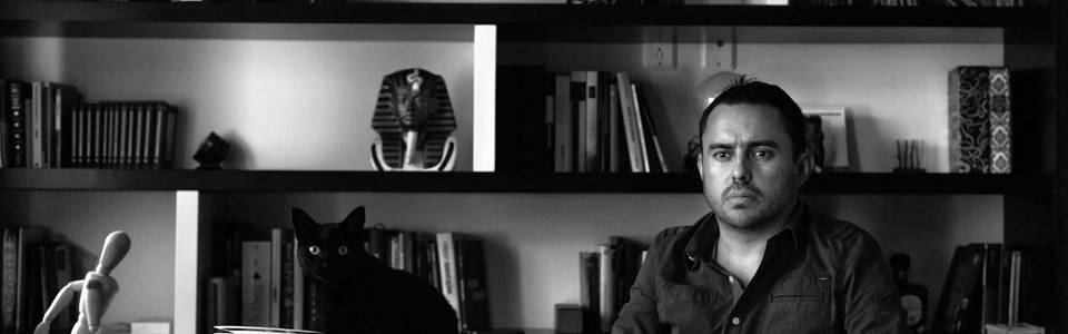 """Édgar Marín y su  cuento """"Bueno y Breve"""""""