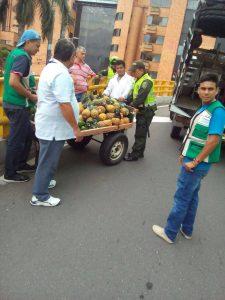 Personal de la Secretaría del Interior y de la Policía realizó los operativos e incautaciones.  - Suministrada/GENTE DE CAÑAVERAL