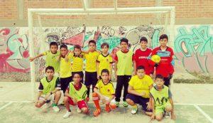 Los niños pueden participar en este campeonato infantil que iniciará en noviembre.  - Suministrada/GENTE DE CAÑAVERAL