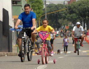 Durante la Semana de la Bicicleta hay actividades programadas para ciclistas de todas las edades. - Archivo/GENTE DE CAÑAVERAL