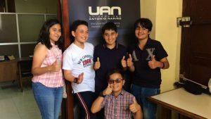 Los campeones de la categoría de Primer Nivel son estudiantes de sexto y séptimo grado.  - Suminitrada/GENTE CAÑAVERAL