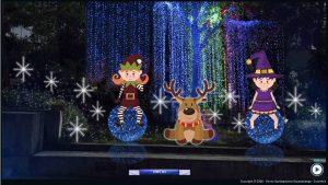 Las familias podrán disfrutar de la iluminación y el mundo mágico de la Navidad a partir de este 7 de diciembre. - Suministrada /GENTE CAÑAVERAL