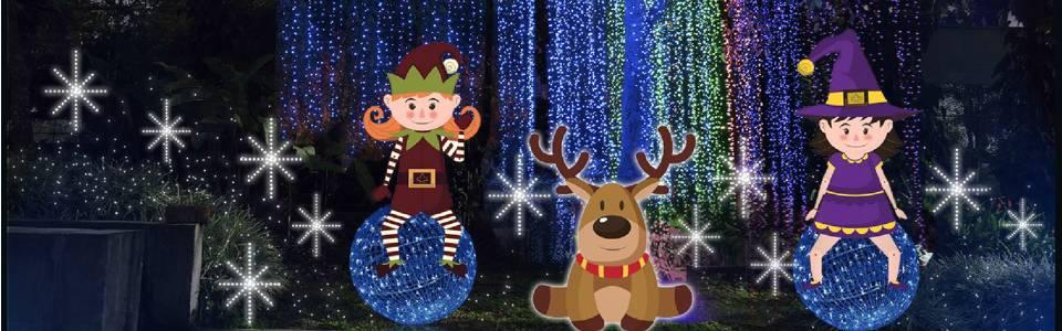 Las familias podrán disfrutar de la iluminación y el mundo mágico de la Navidad a partir de este 7 de diciembre