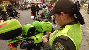 La Policía incrementa la seguridad durante la temporada decembrina en el sector comercial.  - Suministrada/GENTE DE CAÑAVERAL