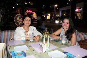 Rosa Beatriz Saavedra y Leidy Andrea Duarte. - Karen Camacho/GENTE DE CAÑAVERAL