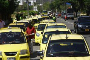 La restricción de 'Pico y Placa' actualmente está vigente para los taxis. - Archivo/GENTE DE CAÑAVERAL