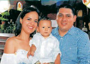 Suministrada/GENTE DE CAÑAVERALLaura Ramírez Caballero, David Felipe Colmenares y Édgar Colmenares Suárez.