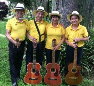 El grupo musical interpreta música colombiana, popular e internacional. - Suministrada/GENTE DE CAÑAVERAL