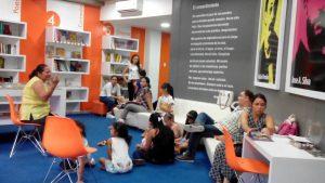 Los talleres de lectura en voz alta están dirigidos especialmente a niños. - Suministrada/GENTE DE CAÑAVERAL