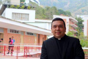 El Padre Gustavo Méndez Paredes es el nuevo rector de la Universidad Pontificia Bolivariana.   - Suministrada/GENTE DE CAÑAVERAL