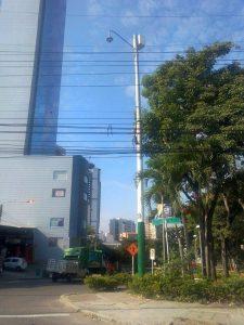 Las cámaras reforzarán la vigilancia en puntos críticos de Cañaveral. - Suministrada/GENTE DE CAÑAVERAL