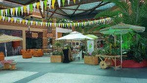 El centro comercial Parque Caracolí se viste de primavera para homenajear a la mujer.  - Suministrada/ GENTE DE CAÑAVERAL