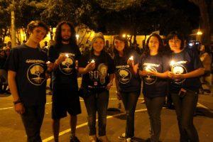 El propósito de la campaña es apagar las luces por 60 minutos.  - Archivo/GENTE DE CAÑAVERAL