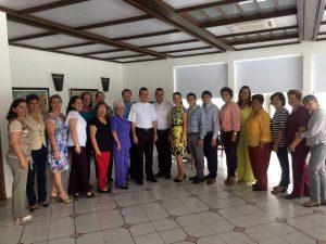 Grupos pastorales de la parroquia Santa María Reina de Cañaveral.  - Suministrada/GENTE DE CAÑAVERAL