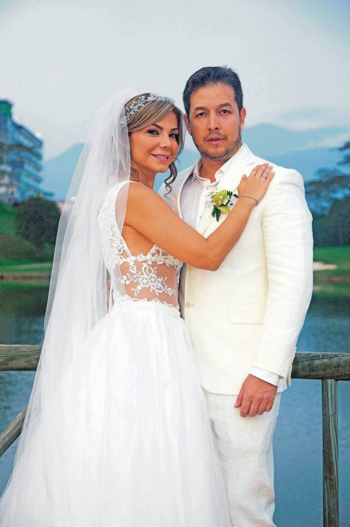 Andrea Mogollón y Javier Parra. - Suministrada/GENTE DE CAÑAVERAL