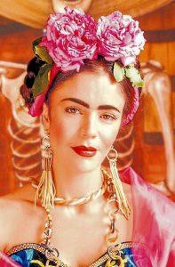 La actriz colombiana, Flora Martínez, será la encargada de personificar a la pintora mexicana, Frida Kahlo.  - Suministrada/GENTE DE CAÑAVERAL