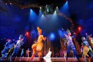 Los clientes podrán ganar un viaje doble para asistir a la función del Circo del Sol, en Las Vegas.  - Archivo/GENTE DE CAÑAVERAL