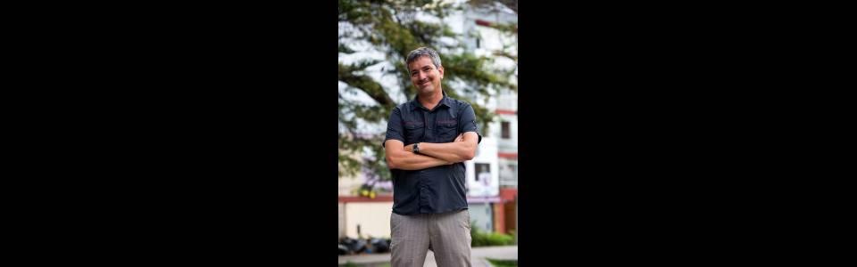 Santiago Roncagliolo, invitado al lanzamiento de Ulibro 2017