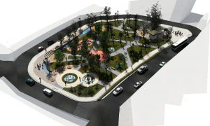 El Parque Incluyente de La Pera sería una realidad este año.  - Archivo /GENTE DE CAÑAVERAL