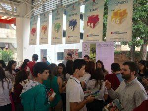 La feria de las universidades espera cerca de 300 estudiantes de diferentes colegios.  - Suministrada/GENTE DE CAÑAVERAL