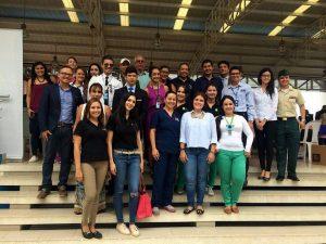 Jóvenes conocieron las ofertas profesionales que ofrecen las universidades.  - Suministrada/GENTE DE CAÑAVERAL