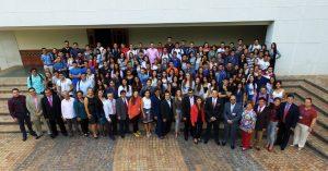 Egresados, docentes y alumnos se unirán en la celebración de los 25 años de la facultad de Negocios Internacionales de la Santo Tomás.  - Suministrada/GENTE DE CAÑAVERAL