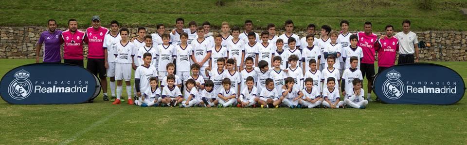 Entrenadores del Real Madrid  estarán en Bucaramanga