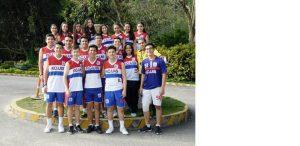 Estos son los campeones de los Intercolegiados Juveniles de Voleibol Masculino y Femenino  de la Fundación Colegio UIS.  - Suministrada/GENTE DE CAÑAVERAL