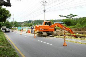 El paso peatonal estará suspendido mientras se ejecuta la obra.  - Archivo/GENTE DE CAÑAVERAL