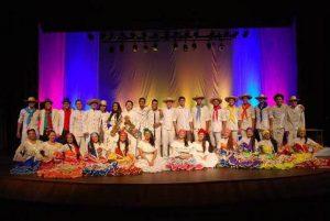 Grupo Música y Danzas Folclóricas UIS. - Suministrada/GENTE DE CAÑAVERAL