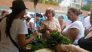 Los residentes de Cañaveral y barrios aledaños podrán adquirir los productos que cosechan los agricultores.  - Archivo /GENTE DE CAÑAVERAL