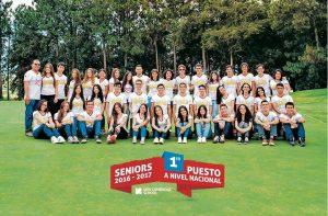 La institución educativa fue reconocida como la mejor del país debido a los buenos resultados en la Pruebas Saber 11.  - Suministrada/GENTE DE CAÑAVERAL