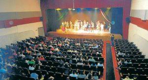 Tras su apertura en 2011, el Teatro Corfescu ha recibido un promedio de 120 mil espectadores al año, así como más de 700 artistas nacionales e internacionales. - Archivo/GENTE DE CAÑAVERAL
