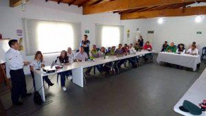 Las autoridades se reunieron con el fin de definir planes de contingencia para el municipio.  - Suministrada/GENTE DE CAÑAVERAL