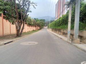 Los afectados aseguran que la calle 195 no tiene iluminación y esta situación es motivo para atraer a los delincuentes.  - Suministrada/GENTE DE CAÑAVERAL