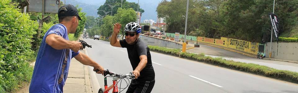 Ciclistas piden más seguridad