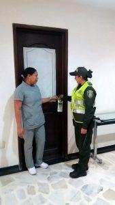 Las autoridades realizan controles en posadas y hospedajes de Floridablanca, con el fin de garantizar la seguridad y los derechos de los turistas nacionales e internacionales.  - Suministrada/GENTE DE CAÑAVERAL
